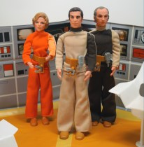 Space 1999 Figures