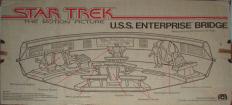 Mego Star Trek The Motion Picture Bridge Back