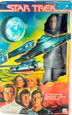 "Mego Star Trek The Motion Picture 12"" Decker"