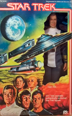 "Mego Star Trek The Motion Picture 12"" Kirk"