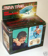 Mego Star Trek The Motion Picture Communicator Box