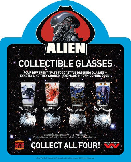 Alien Glasses
