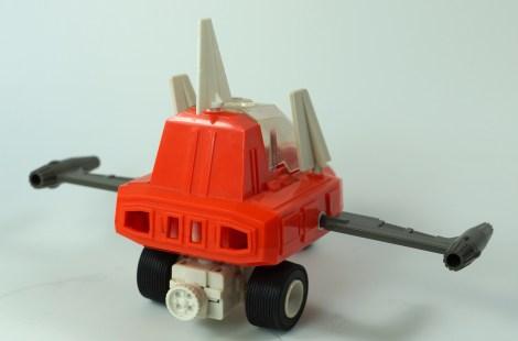 Mego Micronauts Taurian