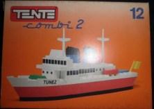 Tente Boat 12