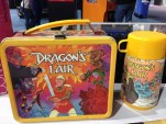 Dragon's Lair Lunch Box and Thermos