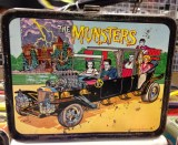 The Munsters Lunch Box