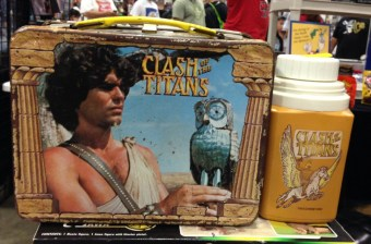 Clash of the Titans Lunch Box