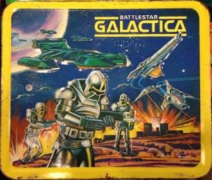 Battlestar Galactica Lunch Box