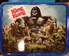 King Kong Lunch Box