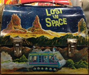 Lost In Space Lunch Box