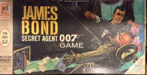 007 Board Game
