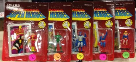 ERTL Die Cast Super Heroes
