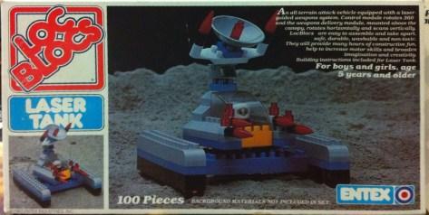 LocBlocs Laser Tank