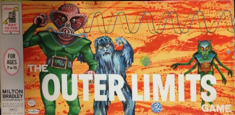 Outer Limits Board Game