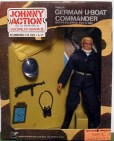 Johnny Action German U-Boat Commander
