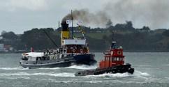 Steam Tug William C Daldy