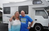 Karen and Paul from West Auckland