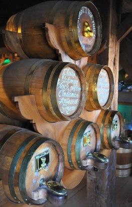 Barrels in the windmill
