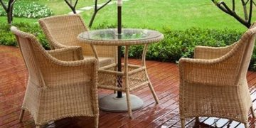 How to protect your garden furniture for the winter?,