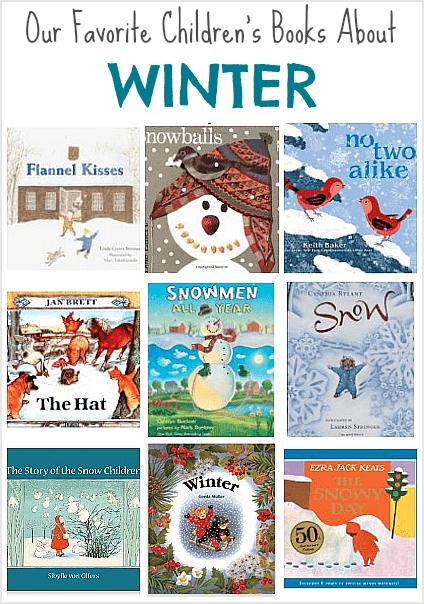 Winter Themed Childrens Books