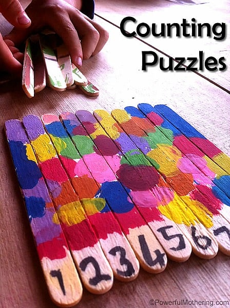learning playing amp crafts for kids using popsicle sticks buggy and