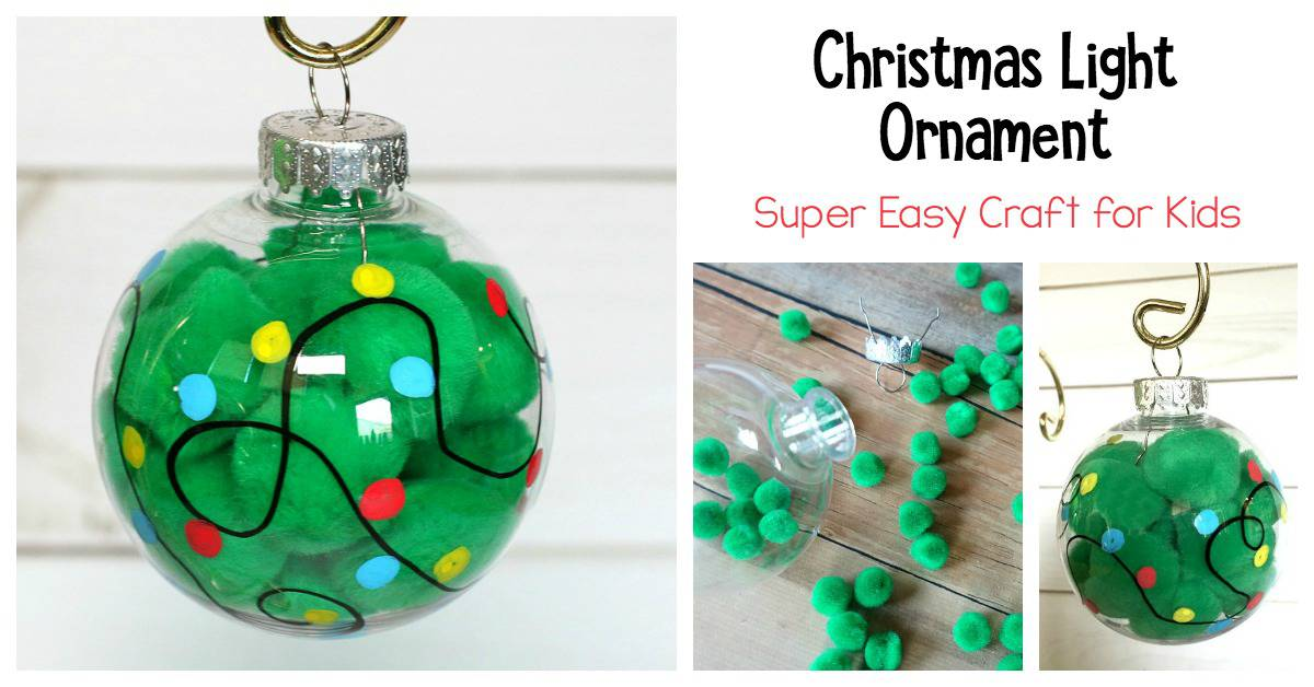 Quick And Easy Holiday Crafts