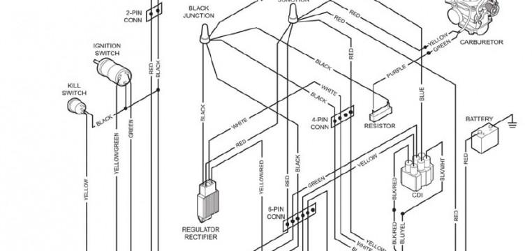 Crossfire 150R Wiring Diagram