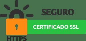 Site Seguro com Certificado SSL