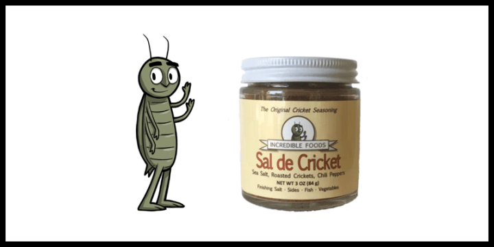 Meet the Man Making Beer Salt Out of Crickets