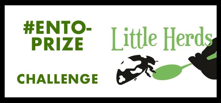 Bug News – Little Herds Announces Pitch Challenge Ento-Prize