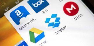 Cloud Storage Transferir arquivos do Android