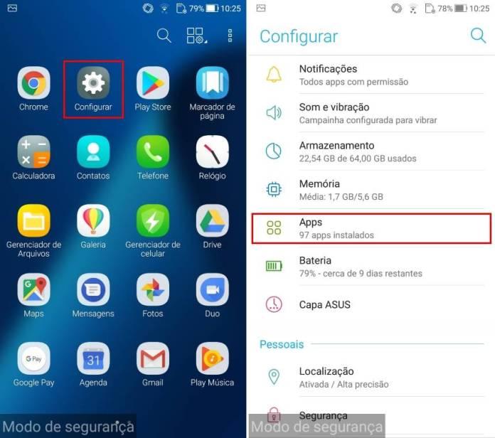 Arquivos maliciosos no Android