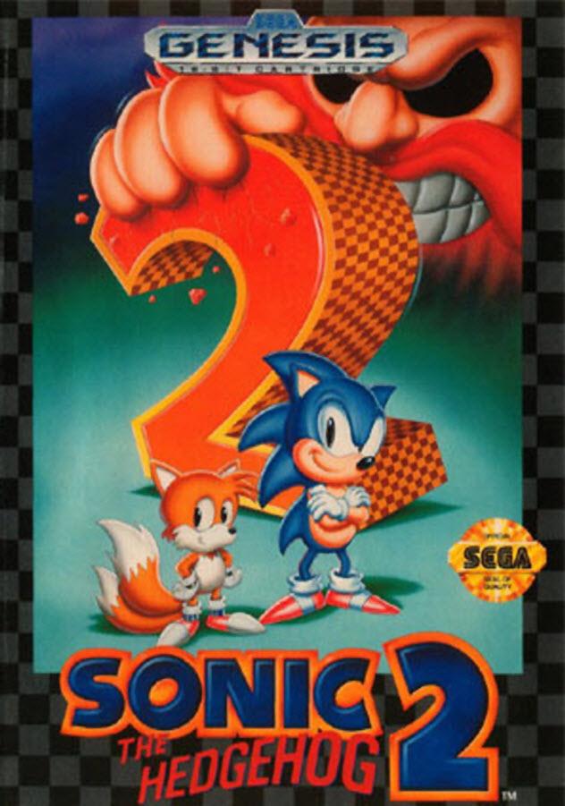 Jogo do Sonic The Hedgehog