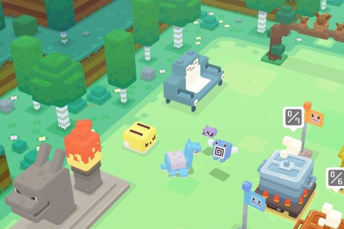 Pokémon Quest para Mobile, Veja como Funciona