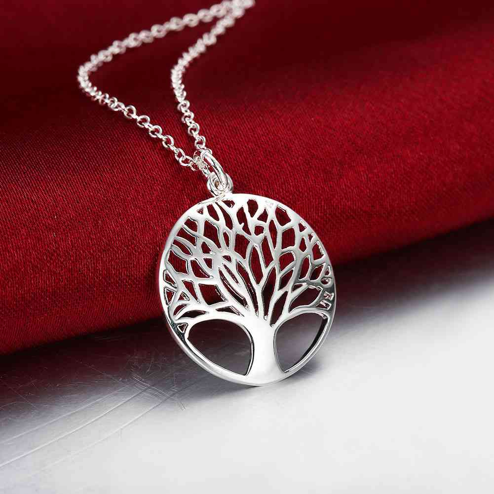 Lose money promotions 925 jewelry silver color necklaces pendants aloadofball Choice Image