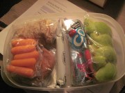 school lunches project