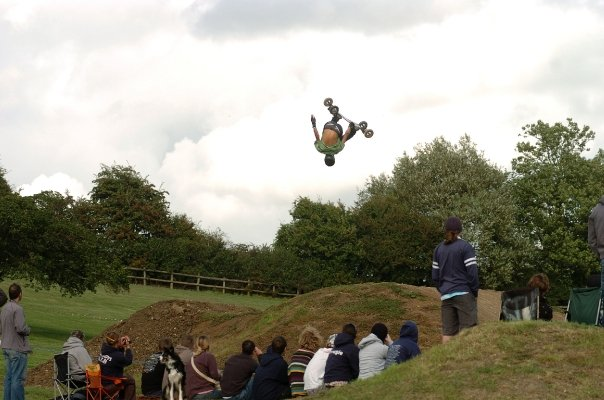 Tom Kirkman Rodeo at Battle of Bugs 2009 - photo by Paul Taylor