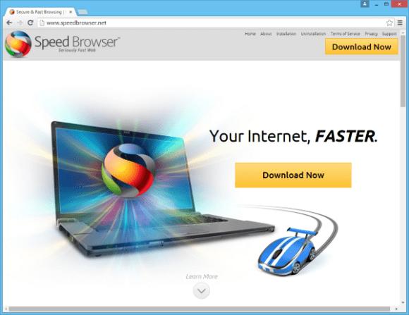 speed browser ads