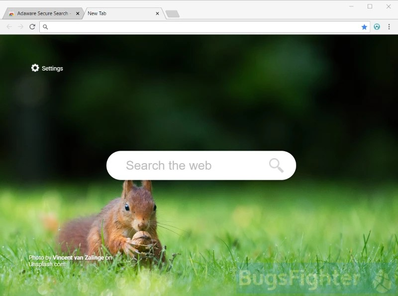 How to remove Ad-Aware Secure Search   BugsFighter