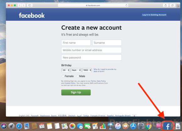 Mac Virus Removal >> How To Remove Facebook Com Virus Mac Bugsfighter