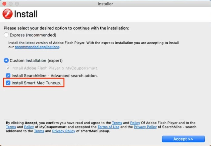 Smart Mac Tuneup installer