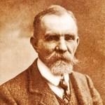 Eugène Simon (April 30, 1848 - November 17, 1924)