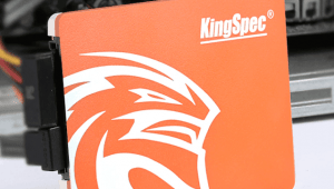 Review SSD Kingspec 128 gb Aliexpress
