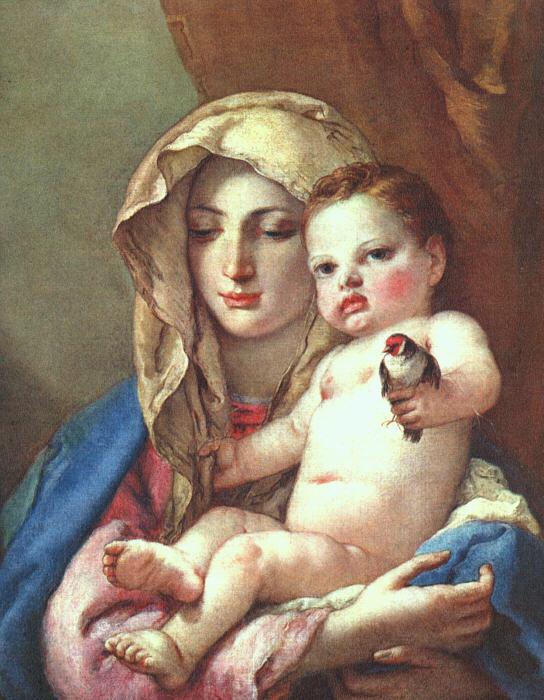 Giovanni Battista Tiepolo [Public domain], via Wikimedia Commons