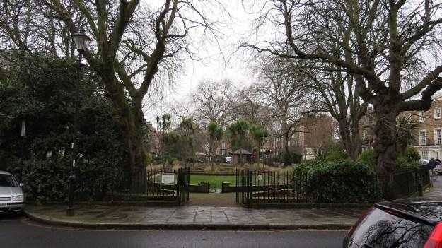 Canonbury Square