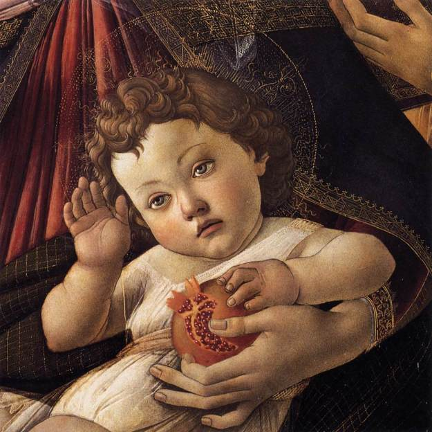 Photo Five by By Sandro Botticelli - Web Gallery of Art:  Image Info about artwork, Public Domain, https://commons.wikimedia.org/w/index.php?curid=912727