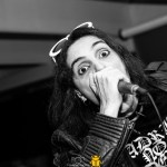 adria the reject live