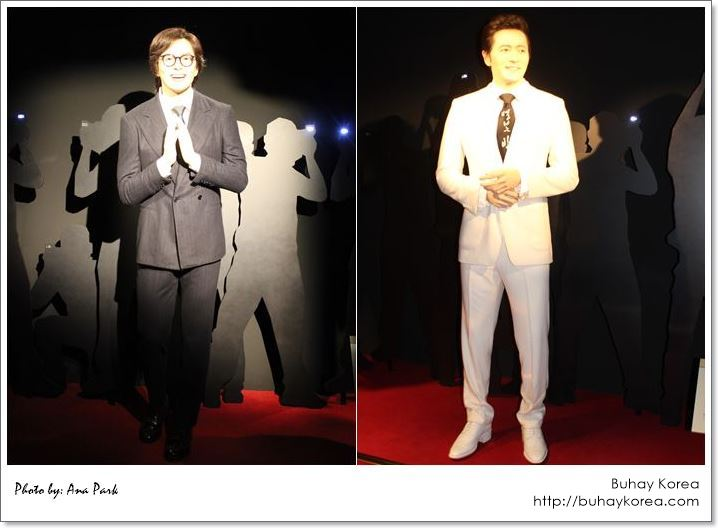 Hallyu A-listers Bae Yong Joon and Jang Dong Gun