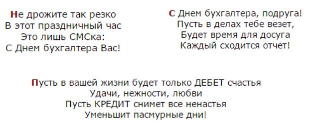 День бухгалтера в России в 2019 году: какого числа отмечают, дата и история праздника