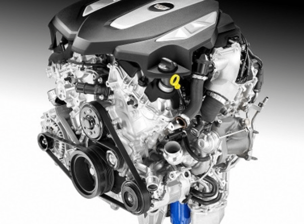 2019 Buick Avista Engine